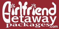 girlfriend getaway packages logo