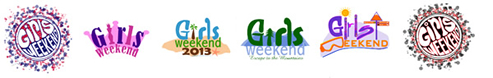 Get girls weekend gifts and gear at GetawayGirlShop.com